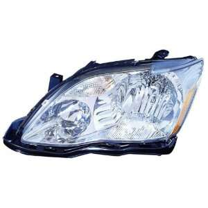 Replacement Headlight Assembly Non HID Type   Driver Side Automotive