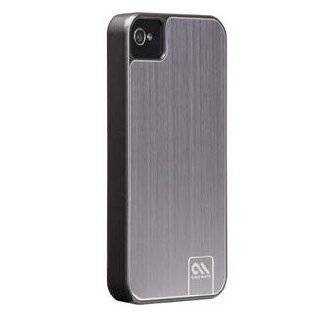 Mate CM014538 Barely There Brushed Aluminum Case for iPhone 4 / 4S