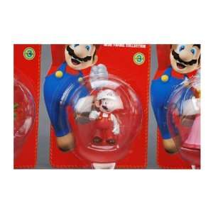 Super Mario 2 Inch Action Figure Series 3   Fire Mario Toys & Games