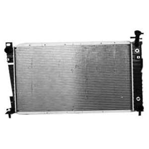 Ford Windstar 1 Row Plastic Aluminum Replacement Radiator Automotive