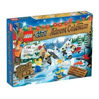 LEGO City Advent Calendar (7687) Toys & Games