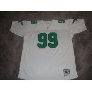 Ness 1991 Jerome Brown Throwback Football Jersey