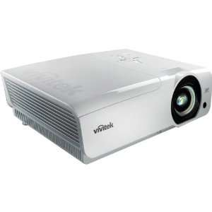 NEW DLP 1080p Home Theater Projector with 1800 ANSI Lumens