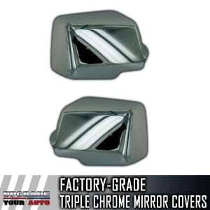 06 10 Ford Explorer Full Chrome Mirror Covers Automotive