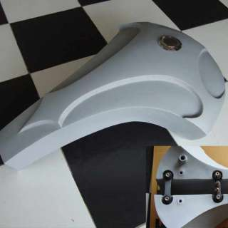 Custom Chopper gas tank fuel petrol fender Harley frame