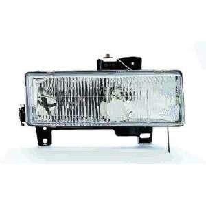 1996 02 CHEVROLET CHEVROLET VAN (FULL SIZE) HEADLIGHT