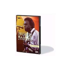 Joe Louis Walker  In Concert  Live/DVD Musical Instruments