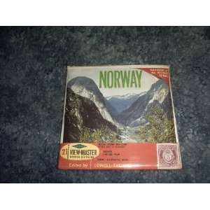 Norway View Master Reels B153 SAWYERS Books