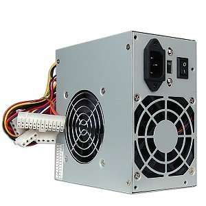 Lead Power 600W 20+4 pin Dual Fan ATX Power Supply with