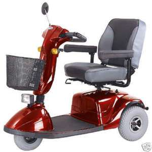 Wheel Electric Power Scooter Road Class CTM HS 730