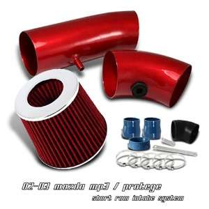2002 2003 MAZDA PROTEGE 5//MP5 SHORT RAM AIR FILTER