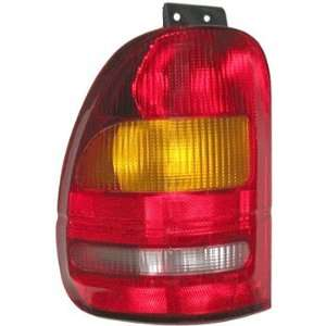 FORD/MERCURY VAN WINDSTAR VAN TAIL LIGHT ASSEMBLY LEFT (DRIVER SIDE