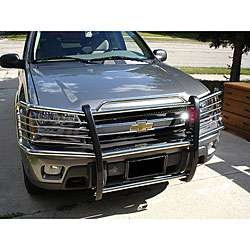 02 06 Chevy Trailblazer Front Grille Guard S/S