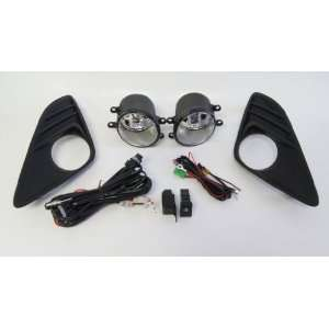 Fog Lights / Lamps Kit for Toyota Camry 2012 Automotive
