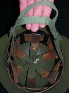 WWI WWII GERMAN MILITARY HELMET