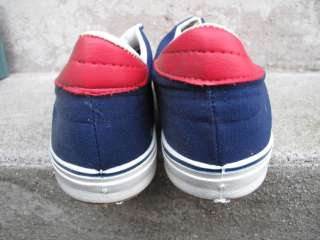 VTG NOS 60s Made in USA American Flag SZ 12 Vans Shoes Converse Chuck