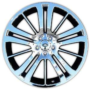 Marcellino HST 22 inch wheels   Land Rover fitment   Vacuum Chrome