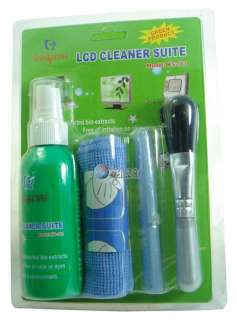 Cleaner for LCD Screen Monitor TV Projector PDA Laptop
