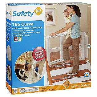 Curve, 1 curve  Safety 1st Baby Baby Health & Safety Baby Gates