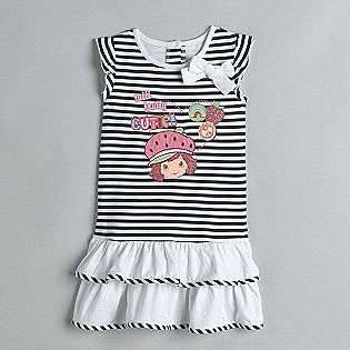 Striped Dress  Strawberry Shortcake Clothing Girls Dresses & Skirts