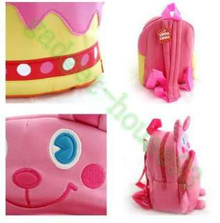 1X Animal Zoo Style Baby Kids Infant Toddler Backpack Schoolbag School