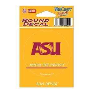 NCAA Arizona State Sun Devils Auto Decal