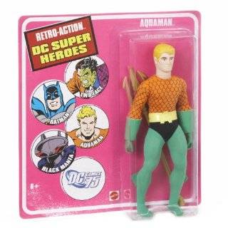 Retro Action DC Super Heroes Batman Figure  Toys & Games