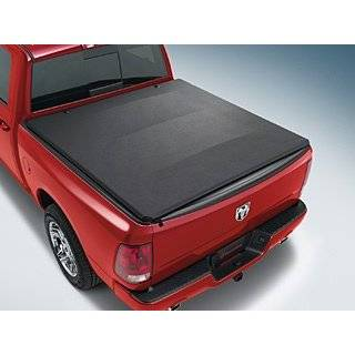 Dodge Ram Snapless Fabric Tonneau Cover Automotive