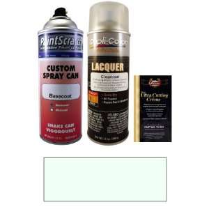 12.5 Oz. Arctic White Spray Can Paint Kit for 1993 Mercedes Benz All