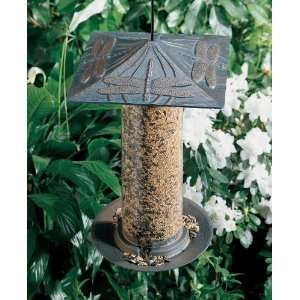 12 Dragonfly Tube Bird Feeder Patio, Lawn & Garden