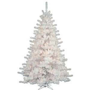 Vickerman A805586 10 ft. x 82 in. Christmas Tree Crystal White 1600CL