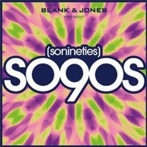 Blank & Jones present So90s (So Nineties) (Deluxe Box) Blank & Jones