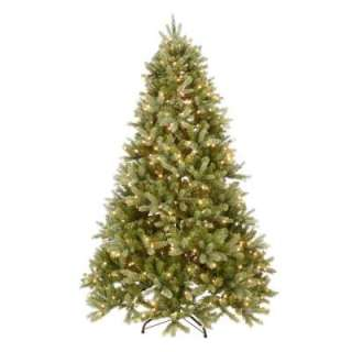 Feel Real Down Swept douglas Fir Hinged Tree with 750 Clear