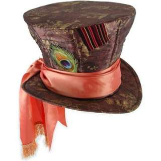 Alice In Wonderland Movie   Mad Hatter Hat Adult   Includes Hat.
