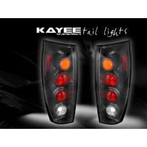 Avalanche Tail Lights JDM Carbon Fiber Taillights 2002 2003 2004 2005