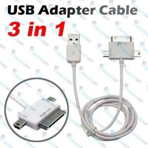 Cable Apple Android SmartPhone Cell Phone  Players & Accessories