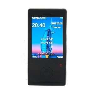 T728 Quad band FM Touch Screen Dual Sim Standby Cell Phone