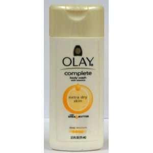 Olay Complete Body Wash with Vitamins for Extra Dry Skin