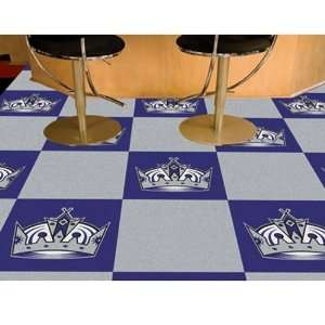 Los Angeles Kings Team Carpet Tiles