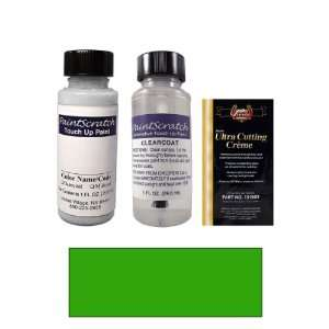 Green Metallic Paint Bottle Kit for 2011 Chevrolet Camaro (WA708S/GHS
