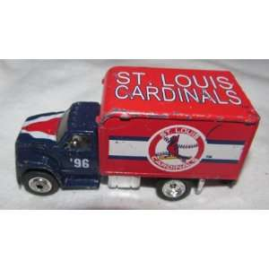 Diecast Car MLB Collectible Ford F800 Delivery Truck Baseball Team