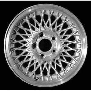 93 96 FORD CROWN VICTORIA ALLOY WHEEL (PASSENGER SIDE)  (DRIVER RIM