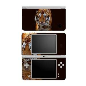 Nintendo DSi XL Skin Decal Sticker   Fearless Tiger