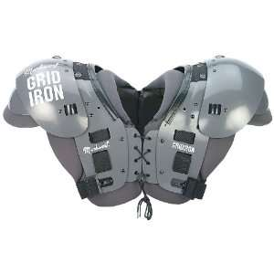 Markwort Adult GRIDIRON Football Shoulder Pads