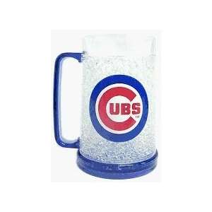 Chicago Cubs MLB Crystal Freezer Mug by Duck House Sports