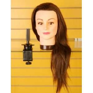 EVE Human Hair Mannequin Training Head 14 Beauty