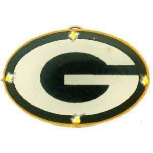 Flashing NFL Pin/Pendant   Green Bay Packers Sports