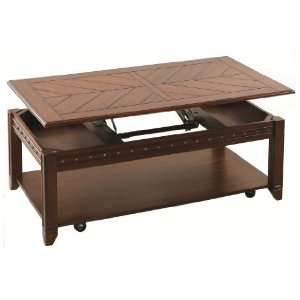 Furniture Redding Ridge Lift Top Cocktail Table