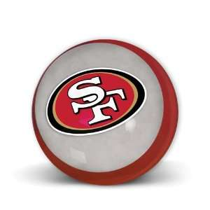 Pack of 3 NFL San Francisco 49ers Light Up Super Balls