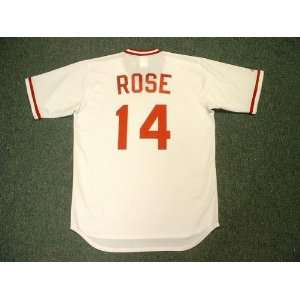 1975 Majestic Cooperstown Throwback Baseball Jersey